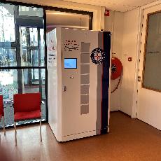 24 uur per dag je medicatie ophalen met de ServiLocker (afhaalautomaat)