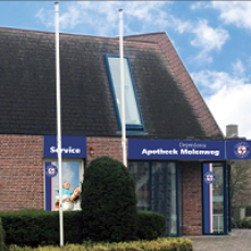 Service Apotheek Molenweg in Steenbergen
