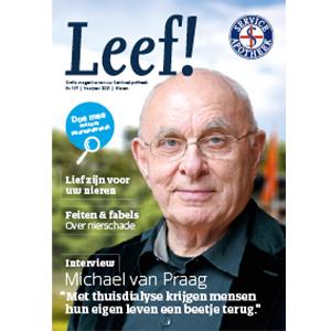 Leef!-magazine 107 is uit!