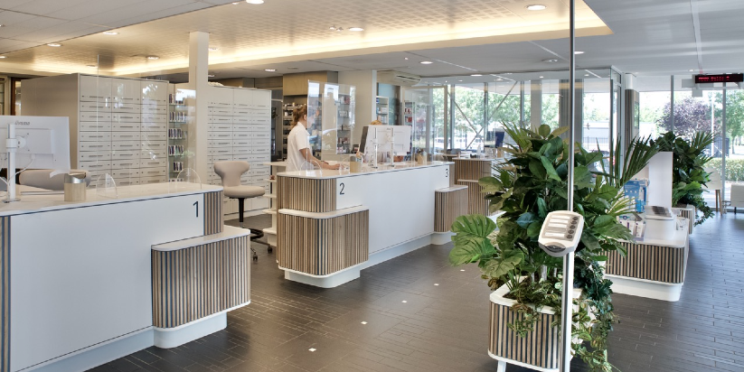Service Apotheek Lingmont in Eindhoven
