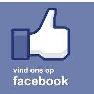 Volg ons nu ook op Facebook