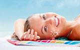 Bescherm uw zongevoelige huid