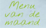 Glutenvrij menu van de maand februari