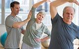 Sporten met reumatoïde artritis